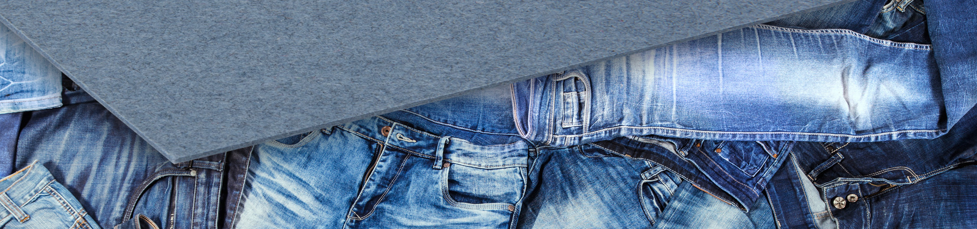 Header DENIM BOARD Jeanskarton
